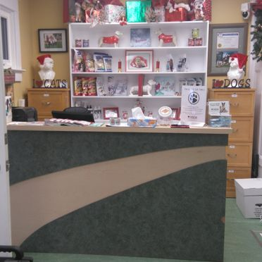 Whitby Santa Claus Parade - Front Desk